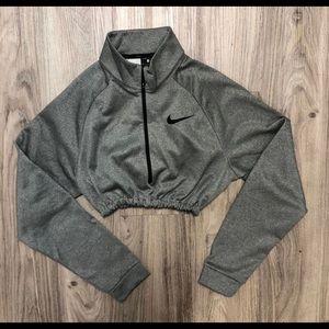 Nike reworked crop top